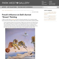 Freud's influence on Dali's surreal dream art - Park West Gallery