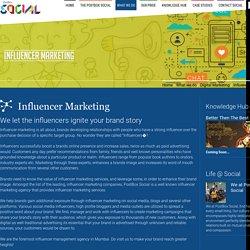 Social Influencer Marketing Services, Influencer Management Agency