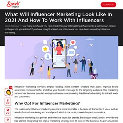 What Will Influencer Marketing Trends Look Like in the Future