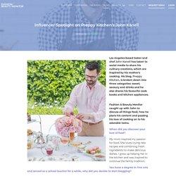 Influencer Spotlight on Preppy Kitchen's John Kanell