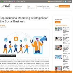 Top Influencer Marketing Strategies - Midriff Info Solution