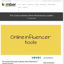 Kamber - Content Marketing & Social Media Agency, Melbourne & Sydney, Australia