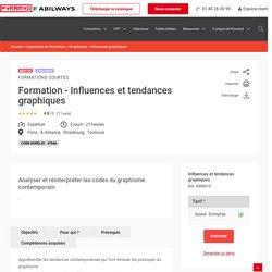 Formation Influences et tendances graphiques - PYRAMYD