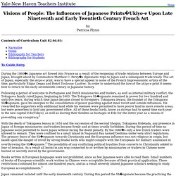 82.04.03: Visions of People: The Influences of Japanese Prints—U
