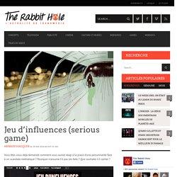 Jeu d'influences : un webdoc doublé d'un serious game haletant sur la communication de crise.