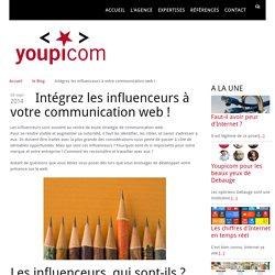 YOUPICOM : Intégrez les influenceurs à votre communication web ! - YOUPICOM