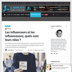Les influenceurs et les influenceuses, quels sont leurs rôles ?