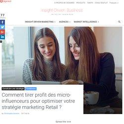 Tirer profit des micro-influenceurs