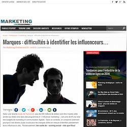 Marques : comment identifier les influenceurs