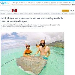 Les influenceurs, nouveaux acteurs numériques de la promotion touristique