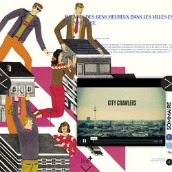La Revue INfluencia / Balades des gens heureux dans les villes en open source