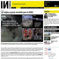 Media - La vidéo courte anoblie par la BBC
