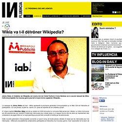 Je Like - Wikia va t-il détrôner Wikipedia?