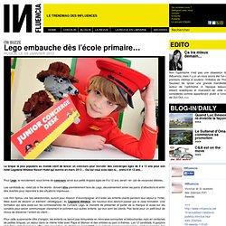 On buzze - Lego embauche dès l'école primaire…