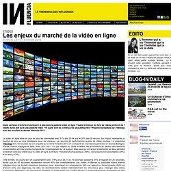 Etudes - Les enjeux du marché de la vidéo en ligne