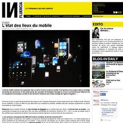 Etudes - L'état des lieux du mobile