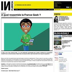 Etudes - A quoi ressemble la France Geek ?