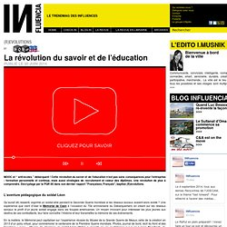 (R)évolutions - La révolution du savoir et de l'éducation