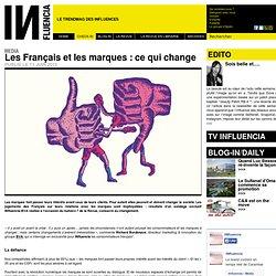 Media - Les Français et les marques : ce qui change