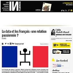 La data et les Français : une relation passionnée ?