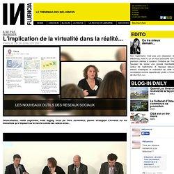 ne pas manquer - L'implication de la virtualité dans la réalité…