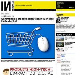 Je Like - Comment les produits High-tech influencent l'acte d'achat