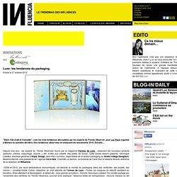 Innovations - Aujourd'hui - Luxe: les tendances du packaging