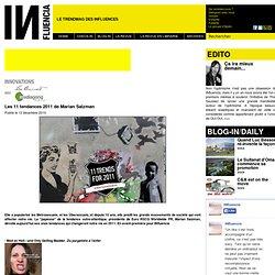 Check-in - Aujourd'hui - Les 11 tendances 2011 de Marian Salzman