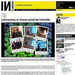 Check-IN je like - Lemnarama, le réseau social de l'entraide