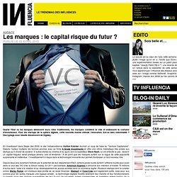 Audace - Les marques : le capital risque du futur ?