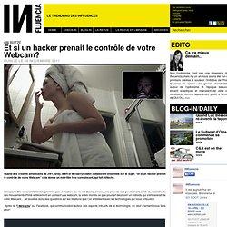 On buzze - Et si un hacker prenait le contrôle de votre Webcam?