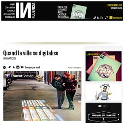 Quand la ville se digitalise