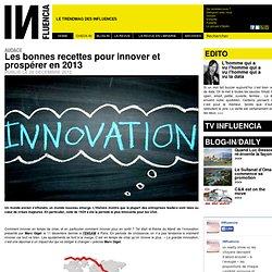 Audace - Les bonnes recettes pour innover et prospérer en 2013
