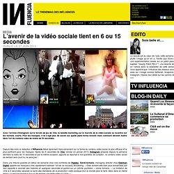 Media - L'avenir de la vidéo sociale tient en 6 ou 15 secondes
