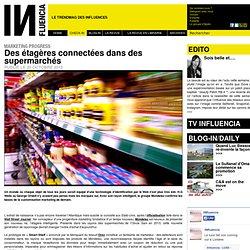 Des étagères connectées dans des supermarchés