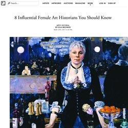 8 Influential Female Art Historians You Should Know