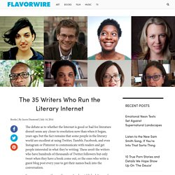 Internet's Most Influential Writers