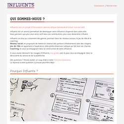 Influents : gamification participation citoyenne
