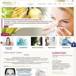 Egyre több az influenzás beteg A megelőzésben segíthet a Sensolite polarizáltfény-terápiás fényágy