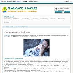Influenzinum - Traitement Homéopathique contre la Grippe