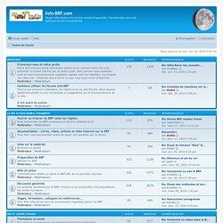 Info-BRF.com - Page d'index