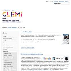 Info - Com - Intox - Site pédagogique du CLEMI, Académie de Montpellier