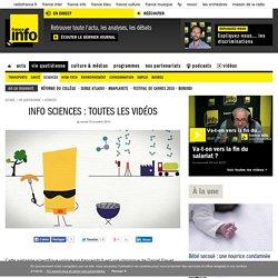Info sciences : toutes les vidéos