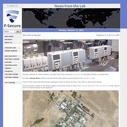 New info on Stuxnet