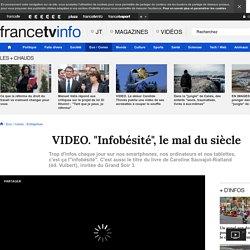 """""""Infobésité"""", le mal du siècle"""