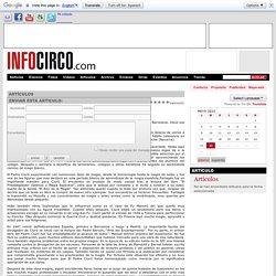 INFOCIRCO. Biografía de Wenceslao Ciuró (ES)