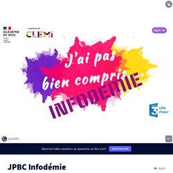 JPBC Infodémie par roxane.obadia sur Genially