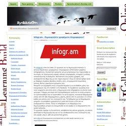 Infogr.am…δημιουργήστε γραφήματα πληροφοριών!