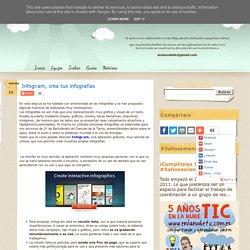 Infogr.am, crea tus infografías