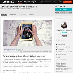 Crea una infografía que hará historia (Fernando Gomez Baptista). Curso Online